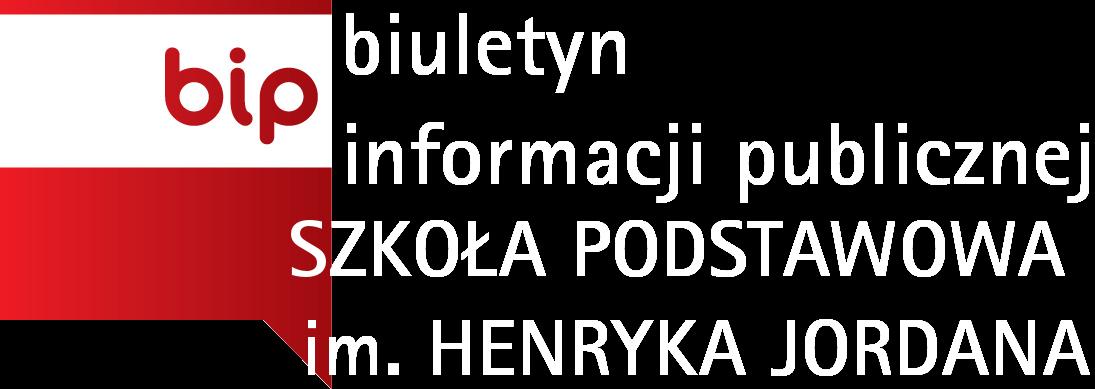 BIP Szkoły Podstawowej im. Henryka Jordana w Ksawerowie